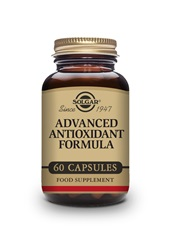 Advanced Antioxidant Formula Vegetable Capsules   Pack of 60 | Solgar Vitamins & Supplements