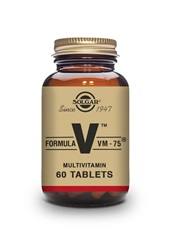 Formula VM 75 Tablets   Pack of 30 | Solgar Vitamins & Supplements