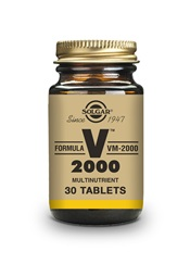 Formula VM 2000 Tablets   Pack of 30 | Solgar Vitamins & Supplements