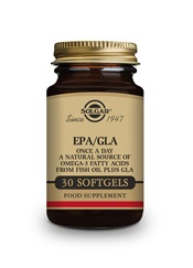 EPA/GLA Softgels   Pack of 30 | Solgar Vitamins & Supplements