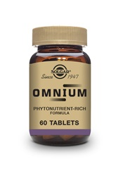 Omnium Tablets   Pack of 60 | Solgar Vitamins & Supplements